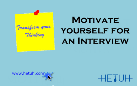 Motivating for an Interview